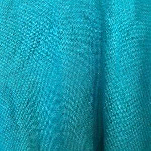 Mossimo Supply Co. Sweaters - Mossimo Teal Layering Sweater